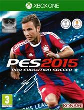 Pes 2015 Pro Evolution Soccer Xbox One