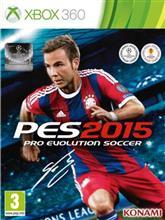 Pes 2015 Pro Evolution Soccer Xbox360