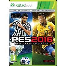 Pes 2016 Pro Evolution Soccer Xbox360