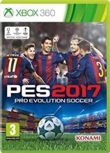Pes 2017 Pro Evolution Soccer Xbox360