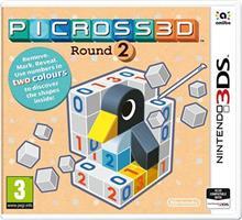 Picross 3D Round 2 Nintendo 3Ds