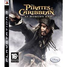 Pirates Of The Caribbean At World's End Ps3