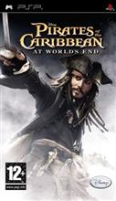 Pirates Of The Caribbean At Worlds End Psp