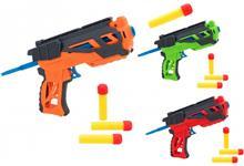 Pistol Cu Gloante Moi Si Pentru Copii Globo Wtoy