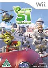 Planet 51 Nintendo Wii