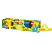 Plastelina Soft Dought Super