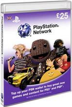 Playstation Network Card 25 Lire