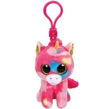 Plusuri Ty - Fantasia Unicornul Multicolor Cu Clip - Ty 36619