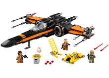 Poe's X-Wing Fighter (75102)