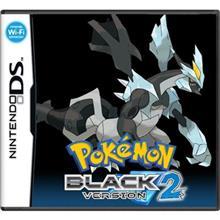 Pokemon Black 2 Nintendo Ds