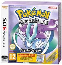 Pokemon Crystal Version (Download Code) Nintendo 3Ds