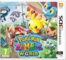 Pokemon Rumble World Nintendo 3Ds