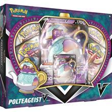 Pokemon Tcg: Polteageist V Collection Box