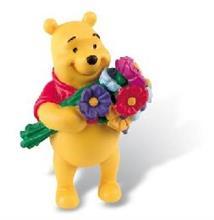 Pooh Cu Flori