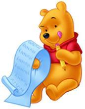 Pooh Cu Scrisoare