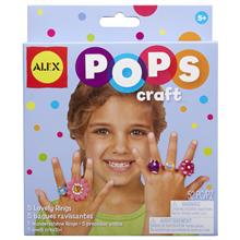Pops Craft 5 Inele Alextoys (Ax1197-5)