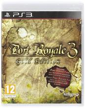 Port Royale 3 Gold Ps3