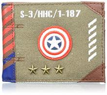 Portofel Unisex Marvel Vintage Military Army Zip