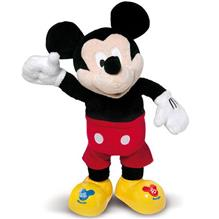 Figurina Povestitorul Mickey Mouse