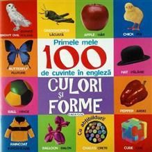 Primele 100 Cuvinte In Limba Engleza Culori Si Forme