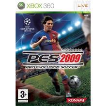 Pro Evolution Soccer 2009 Xbox360