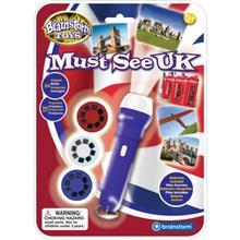 Proiector Obiective Turistice Marea Britanie Brainstorm Toys E2044