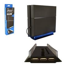 Ps4 Vertical Stand With 3 Usb Ports Kmd