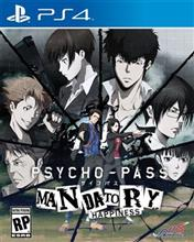 Psycho-Pass Mandatory Happiness Ps4