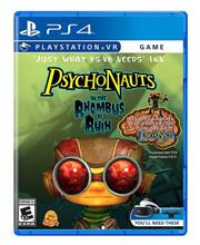 Psychonauts In The Rhombus Of Ruin (Psvr) Ps4