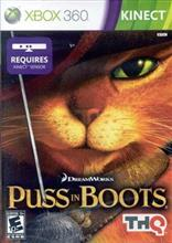 Puss In Boots (Kinect) Xbox360
