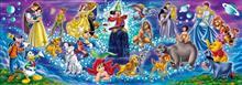 Puzzle 1000 Piese Disney Panoramic - Familia - 30784