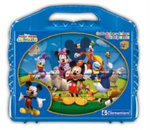 Puzzle 24 Cuburi - Mickey Mouse - 42495