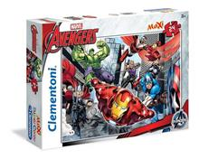 Puzzle 24Pc Maxi Puzzle The Avengers