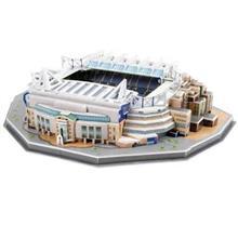 Puzzle 3D Nanostad Stadion Chelsea Stamford Bridge