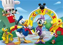 Puzzle 3X48 Piese - Clubul Lui Mickey - 25123