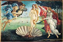 Puzzle 4000 Piese - Nasterea Venerei - 34513