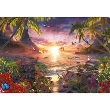 Puzzle Apusul In Paradis 18000 Piese