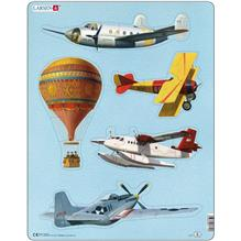 Puzzle Aviatie 24 Piese Larsen Lrx10