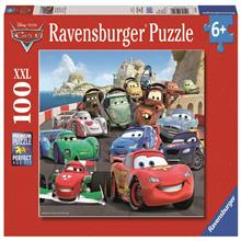 Puzzle Cars Cursa De Masini 100 Piese