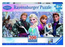 Puzzle Disney Frozen Friends (200 Pcs)