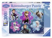 Puzzle Frozen Regina Ghetii 300 Piese