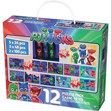 Puzzle Giochi Preziosi Pj Masks Puzzle 12 Puzzle Pack