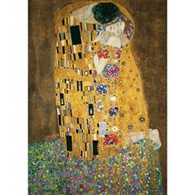 Puzzle Gustav Klimt - Sarutul 1000 Piese