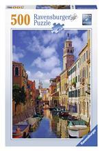 Puzzle In Venetia 500 Piese