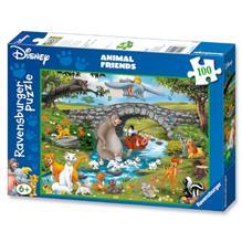 Puzzle Lumea Animalelor 100 Piese