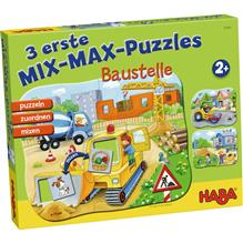 Puzzle Mix Haba Santierul 2Ani+