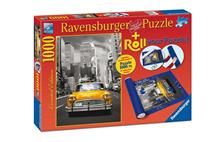 Puzzle New York Taxi 1000 Piese + Suport Pt Rulat