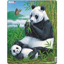 Puzzle Panda 33 Piese Larsen