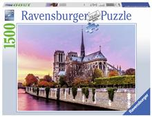 Puzzle Pictura Notre Dame 1500 Piese