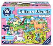 Puzzle Prietenii Unicornului Unicorn Friends